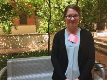 Student Spotlight: Carrie Langley
