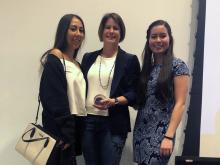 Beca Gardner, Dr. Helena Morrison, Ayumi Pottenger